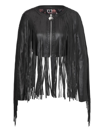 leather jacket apache