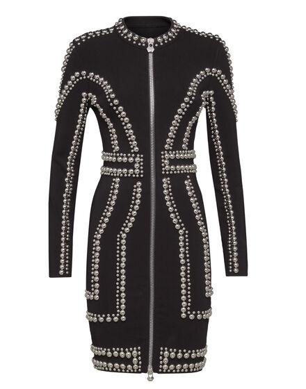 Short Dress Black Panther