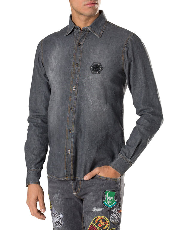 "denim shirt ""combined"""