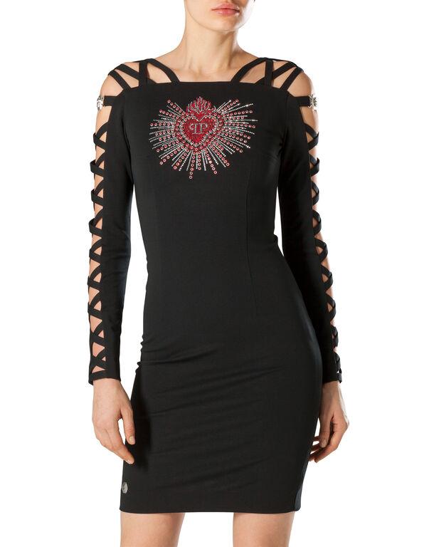 "Cocktail Dress ""Negroni"""