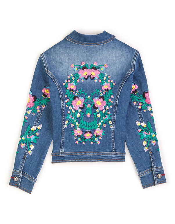 "Denim jacket ""Pavillon"""
