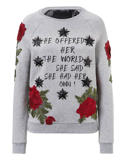 Sweatshirt LS Floriana