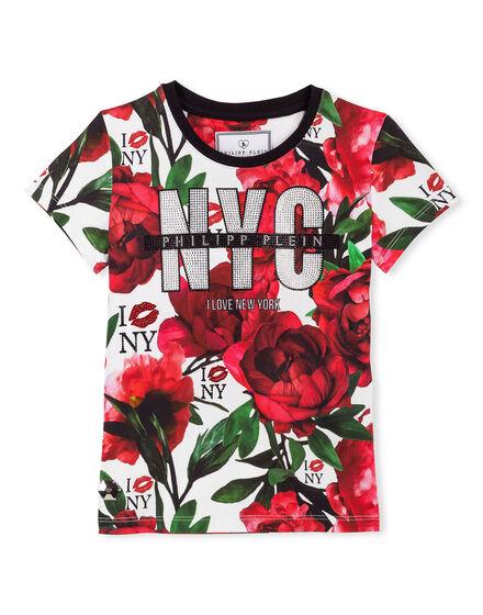 T-shirt Round Neck SS Dyamda
