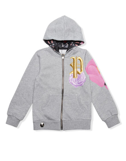 Hoodie Sweatjacket Moonlight Dream