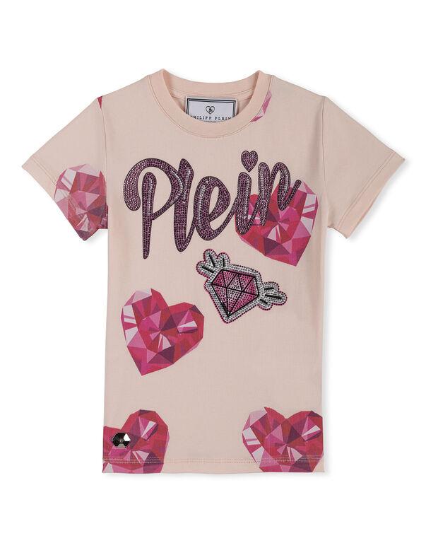 "T-shirt Round Neck SS ""Pride Desy"""