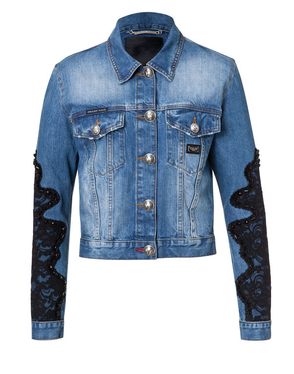 "denim jacket ""never see you again"""