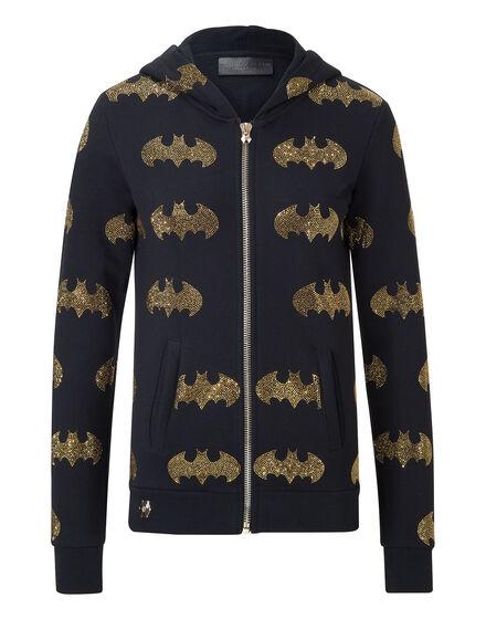 hooded jacket gotham