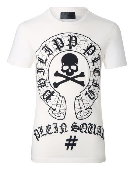 T-shirt Round Neck SS Brik