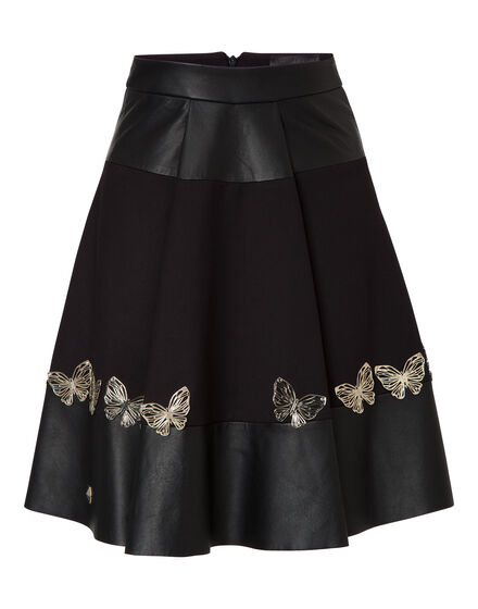 skirt butterflies catcher