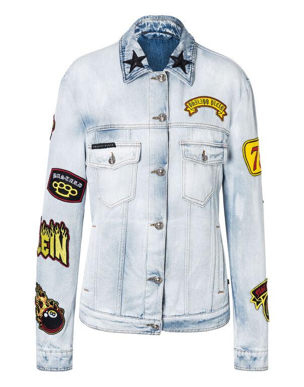 "Denim Jacket ""Fashion show"""