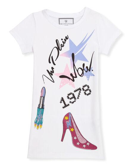 T-shirt dress Queenie