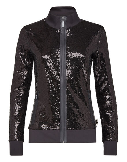 Jogging Jacket XYZ Paillettes