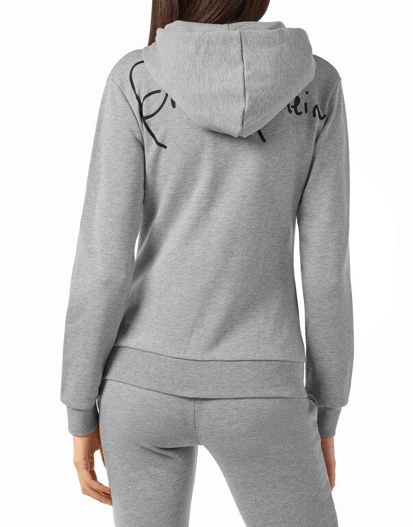 """Hoodie Sweatjacket """"Signature"""""""