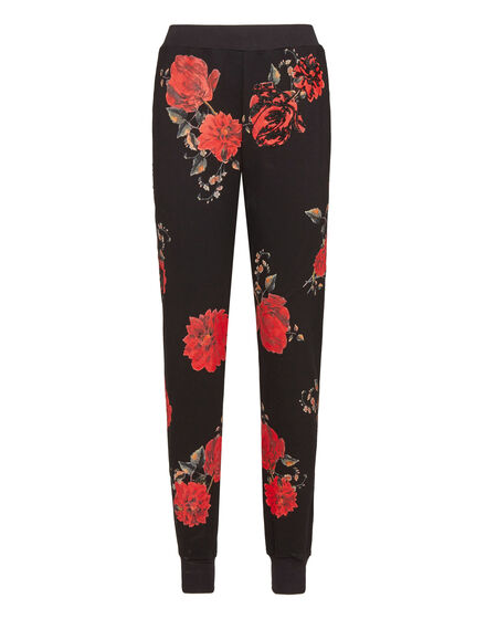 Jogging Trousers Lady Plein