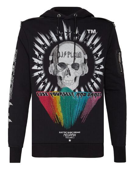 Hoodie sweatshirt DJ Plein