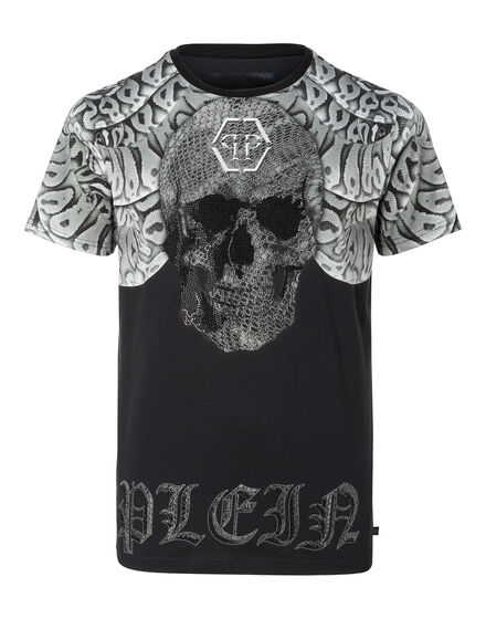 T-shirt Round Neck SS Snake