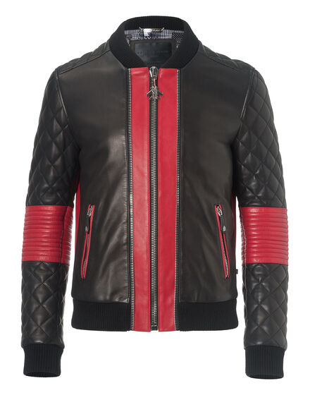leather jacket beaumont
