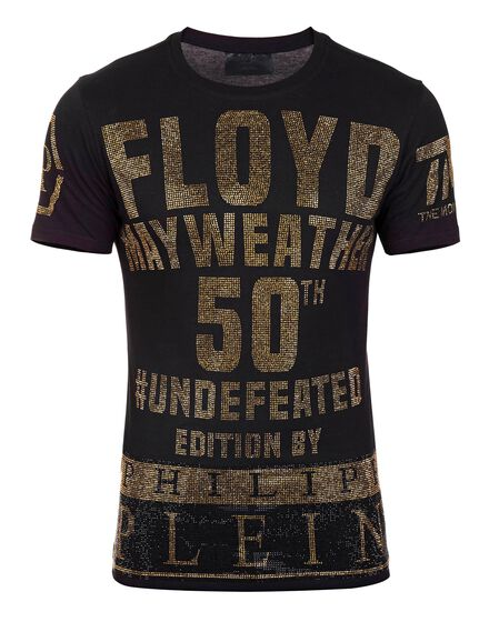 T-shirt Round Neck SS Mayweather One