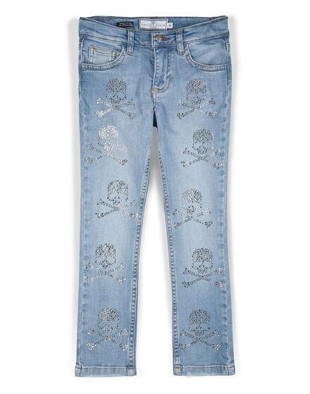jeans denim plein