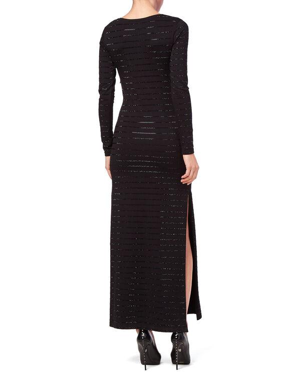 "Long Dress ""Lights On Her"""