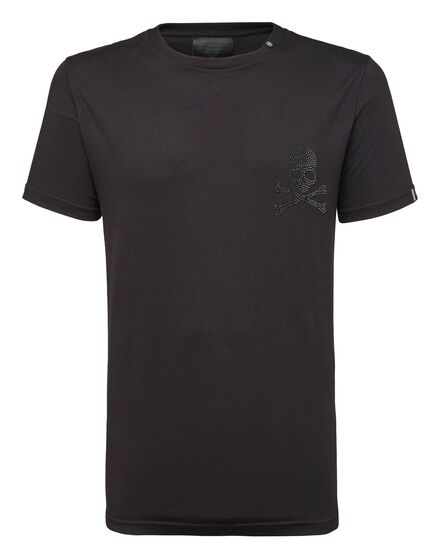 T-shirt Round Neck SS Cant Hold Us