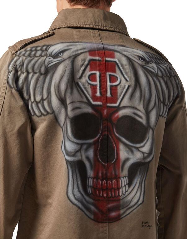 "Military Jacket ""Fly"""