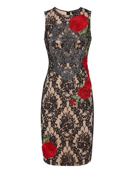 Short Dress Paulina Dane