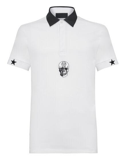Polo shirt SS Skull