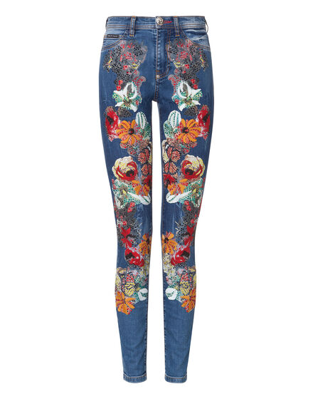 high waits jeggings misterious way