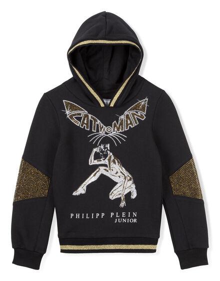 sweat hoodie a bay bay