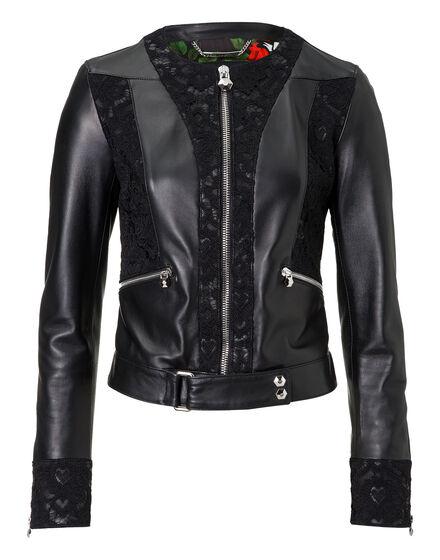 Leather Jacket West