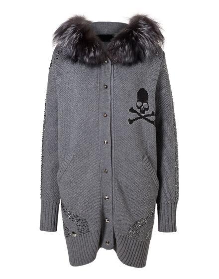 Knit Coat Short My dear