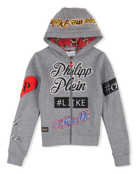 Hoodie sweatshirt Helian