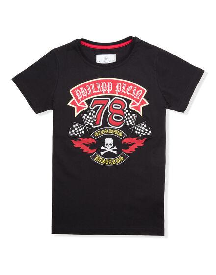 T-shirt Round Neck SS Sandstorm