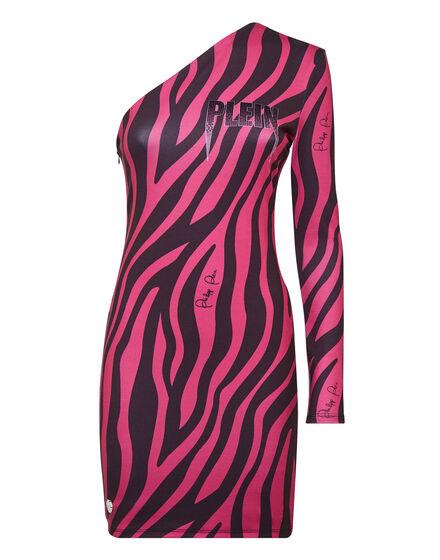Short Dress Zebra