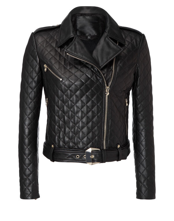 "leather jacket ""latch"""