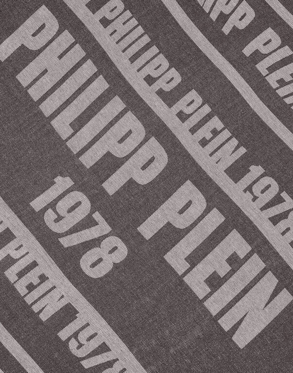"Square Scarf ""PP 1978"""