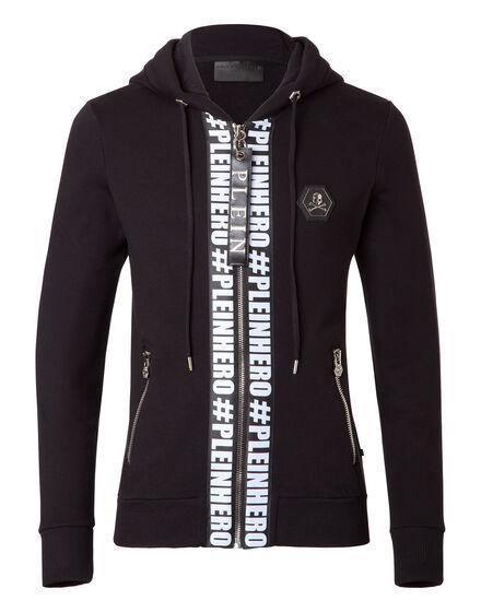hooded jacket plein hero