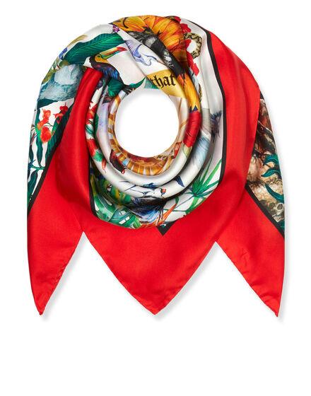 più recente 19fa0 aac14 Sciarpe donna, sciarpe di seta | Philipp Plein Outlet