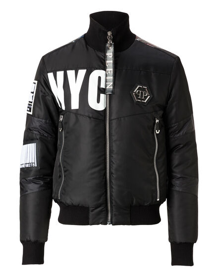 Nylon Jacket Me