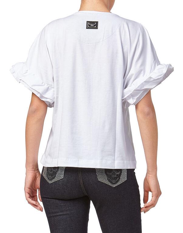 "T-shirt Round Neck SS ""Drunk in Love"" Princess"