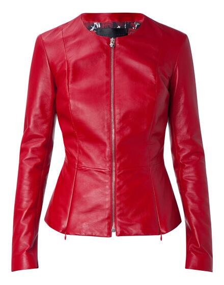 leather jacket grenade