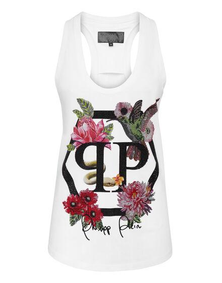 Tank top Flowers
