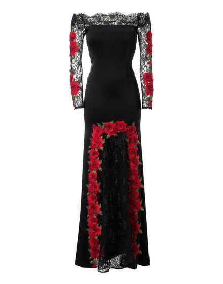 Long Dress Ross Kellya