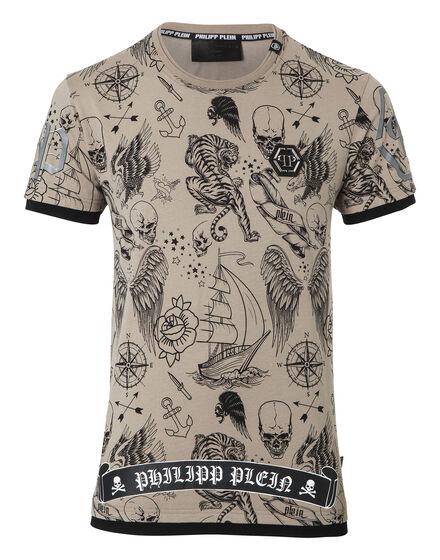 T-shirt Round Neck SS lamar