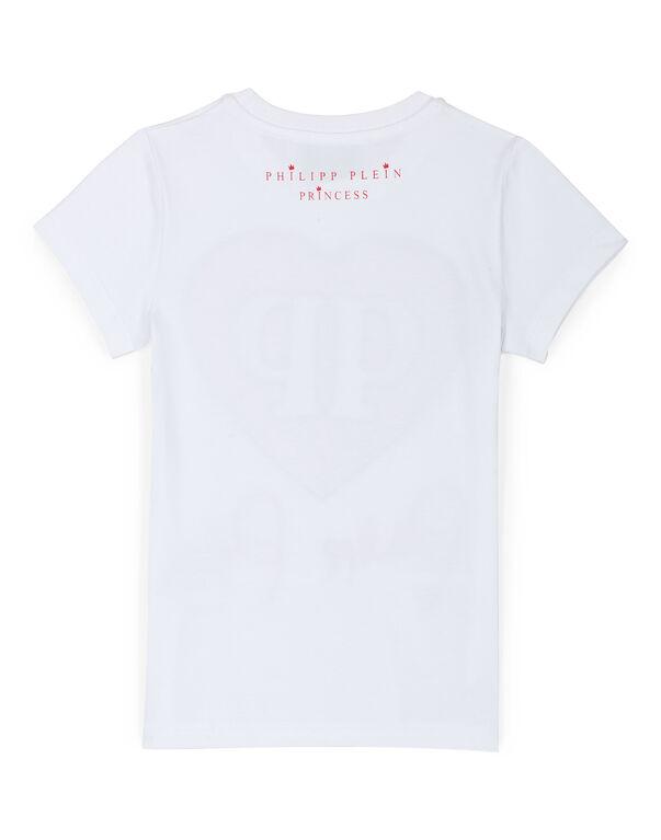 """T-shirt Round Neck SS """"Helda"""""""