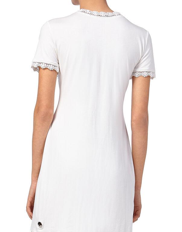 "T-Shirt Short Dresses ""Dirty"""