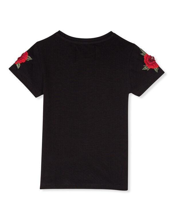 "T-shirt Round Neck SS ""Twenty Stop"""