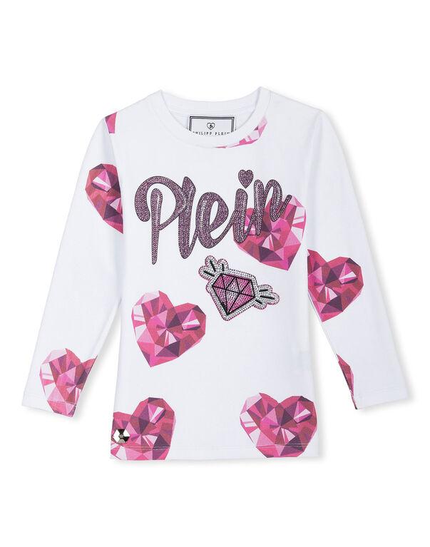 """T-shirt Round Neck LS """"Pride Clarissa"""""""