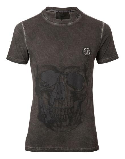 T-shirt Round Neck SS Behind